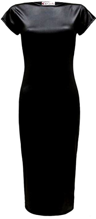 A simple, adaptable dress for under $4.00 that flatters everyone. Customize the look to your taste and needs easily with alterations or accessories. Many dresses like this are available at Amazon.com.